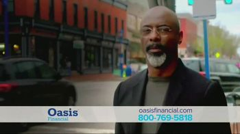 Oasis Financial TV Spot, 'Don't Face It Alone' Featuring Isaiah Washington - Thumbnail 9