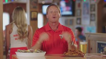 Hooters TV Spot, 'A Combination Only Hooters Can Deliver' Feat. Jon Gruden - Thumbnail 2