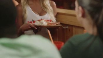 Hooters TV Spot, 'A Combination Only Hooters Can Deliver' Feat. Jon Gruden - Thumbnail 6