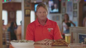 Hooters TV Spot, 'A Combination Only Hooters Can Deliver' Feat. Jon Gruden - Thumbnail 9
