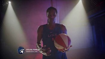 WNBA TV Spot, 'Watch Me Work 3.0: Sylvia Fowles' - Thumbnail 1