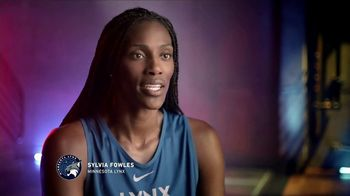 WNBA TV Spot, 'Watch Me Work 3.0: Sylvia Fowles' - Thumbnail 2