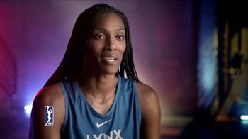 WNBA TV Spot, 'Watch Me Work 3.0: Sylvia Fowles' - Thumbnail 6
