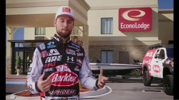 EconoLodge TV Spot, 'Easy Fishing Tip With Justin Lucas' - Thumbnail 9