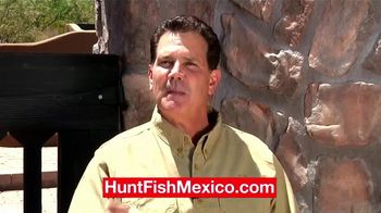 Tamaulipas Hunting and Fishing TV Spot, 'Smiling Faces' Feat. Dave Watson
