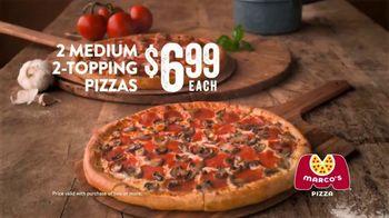 Marco's Pizza TV Spot, 'Hello Primo: Two-Topping Pizzas' - Thumbnail 7