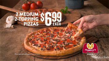 Marco's Pizza TV Spot, 'Hello Primo: Two-Topping Pizzas' - Thumbnail 8