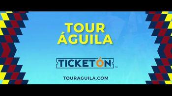Ticketon TV Spot, 'Tour Águila: cuatro partidos' [Spanish] - Thumbnail 10