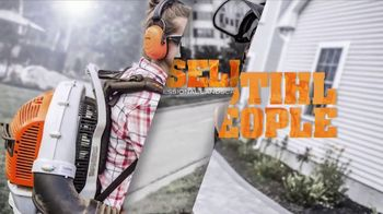 STIHL TV Spot, 'Real People: Chain Saws and Trimmers' - Thumbnail 2