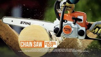 STIHL TV Spot, 'Real People: Chain Saws and Trimmers' - Thumbnail 6