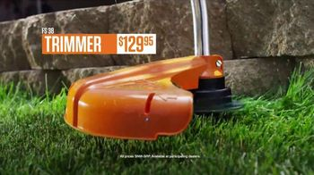 STIHL TV Spot, 'Real People: Chain Saws and Trimmers' - Thumbnail 8