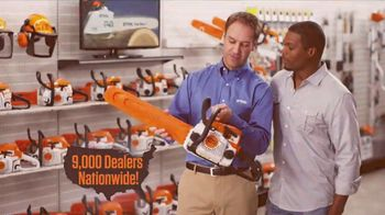 STIHL TV Spot, 'Real People: Chain Saws and Trimmers' - Thumbnail 9