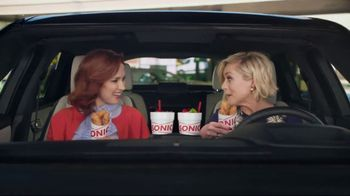 Sonic Drive-In Crispy Tender Dinner TV Spot, 'Flispy' Feat. Jane Krakowski