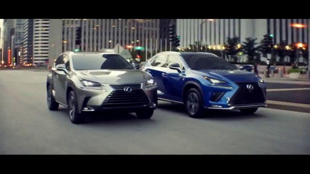 2018 Lexus NX TV Commercial, 'Glass World' [T1]