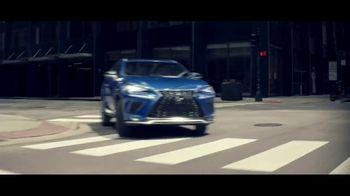 2018 Lexus NX TV Spot, 'Glass World' [T1] - Thumbnail 1