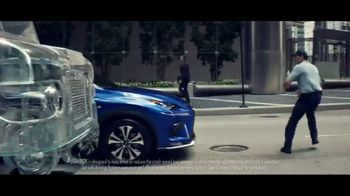2018 Lexus NX TV Spot, 'Glass World' [T1] - Thumbnail 4