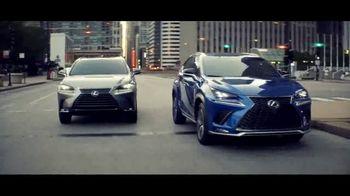 2018 Lexus NX TV Spot, 'Glass World' [T1] - Thumbnail 8