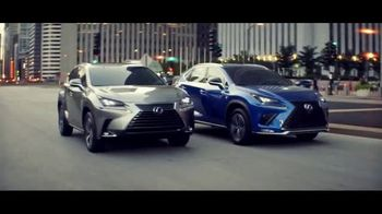 2018 Lexus NX TV Spot, 'Glass World' [T1] - 1428 commercial airings