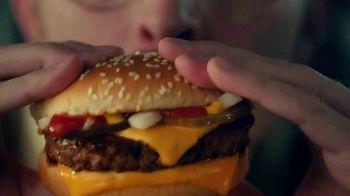 McDonald's Quarter Pounder TV Spot, 'Speechless: Daddy' Feat. John Goodman - Thumbnail 4