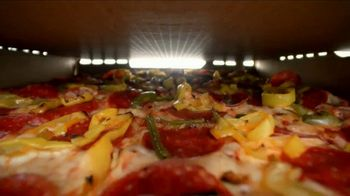 Domino's TV Spot, 'Paving for Pizza: Inside Out'