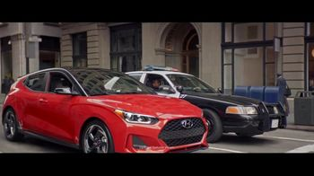 2019 Hyundai Veloster TV Spot, 'Ant-Man and the Wasp: The Standoff' [T1] - Thumbnail 2
