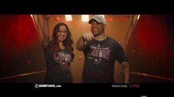 NHL Shop TV Spot, 'Capitals Fans' - 467 commercial airings
