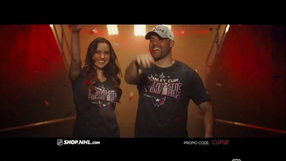 NHL Shop TV Commercial a1222d9cae4