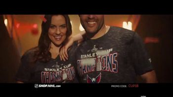 NHL Shop TV Spot, 'Capitals Fans' - Thumbnail 4