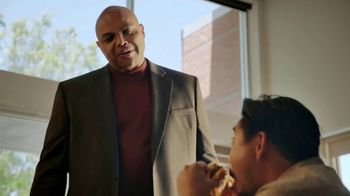 McDonald's Quarter Pounder TV Spot, 'Speechless: Drink' Ft. Charles Barkley