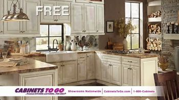 Cabinets To Go TV Spot, 'June Buy One Get One' Featuring Bob Vila - Thumbnail 3