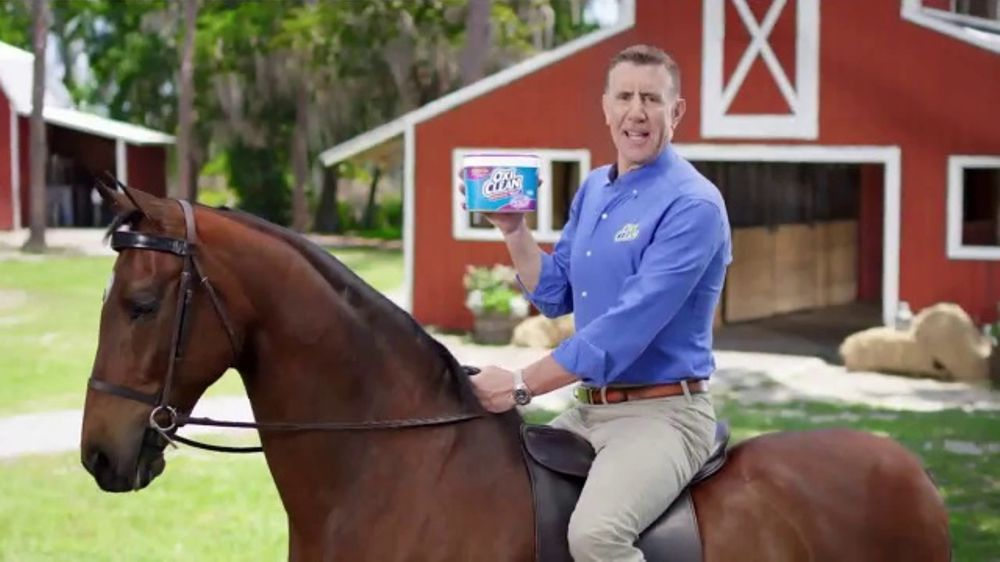 OxiClean With Odor Blasters TV Commercial, 'Dear OxiClean: Farm Life'