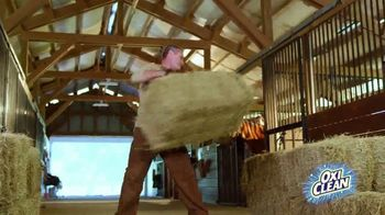 OxiClean With Odor Blasters TV Spot, 'Dear OxiClean: Farm Life' - Thumbnail 1