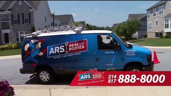 ARS Rescue Rooter TV Spot, 'Broken Down AC' - Thumbnail 2