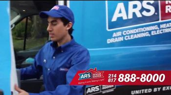 ARS Rescue Rooter TV Spot, 'Broken Down AC' - Thumbnail 4
