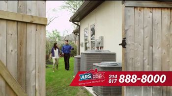 ARS Rescue Rooter TV Spot, 'Broken Down AC' - Thumbnail 5