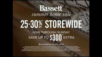 Bassett Summer Home Sale TV Spot, 'HGTV Design Studio: New Homeowners' - Thumbnail 9