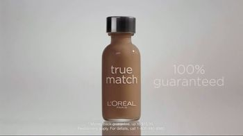 L'Oreal Paris True Match TV Spot, 'Skin Matching' Featuring Aja Naomi King - Thumbnail 10
