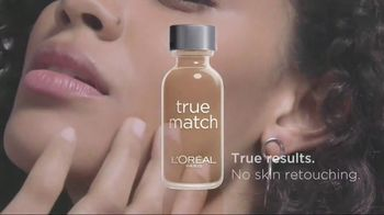 L'Oreal Paris True Match TV Spot, 'Skin Matching' Featuring Aja Naomi King - Thumbnail 5