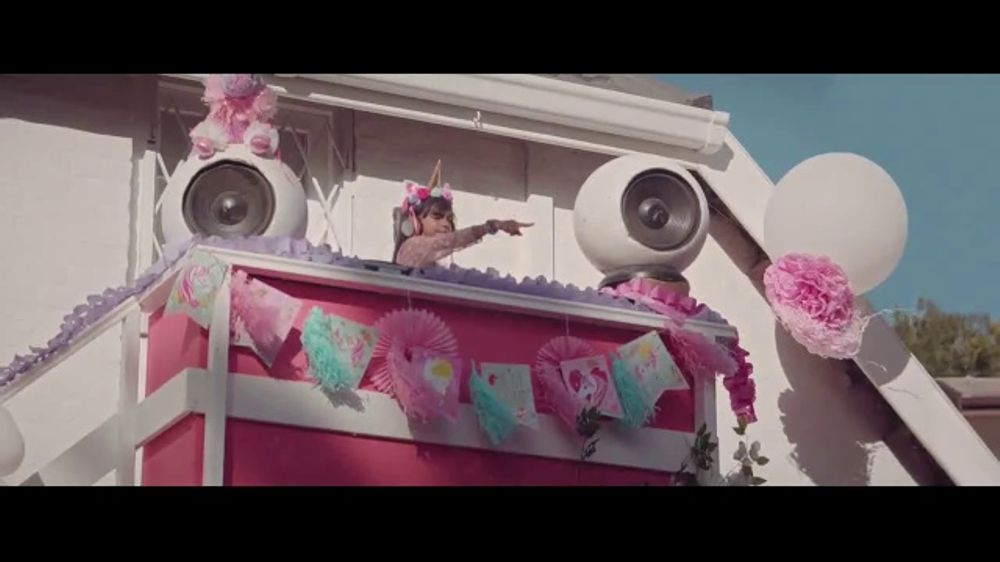 Party City TV Commercial Unicorn Song By DMX