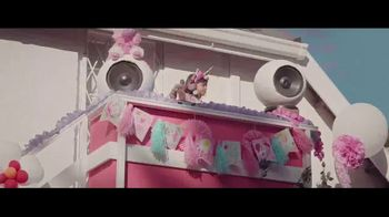 Party City TV Spot, 'Unicorn Party' Song by DMX - Thumbnail 4