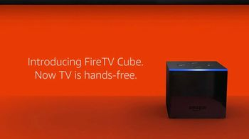 Amazon Fire TV Cube TV Spot, 'Future Is Here' - Thumbnail 10