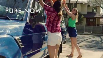Pure Silk TV Spot, 'Joy: Spa Treatment'