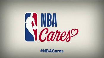 NBA Cares TV Spot, 'Health and Wellness Center' - Thumbnail 9