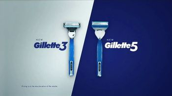 Gillette3 TV Spot, 'Expectations'