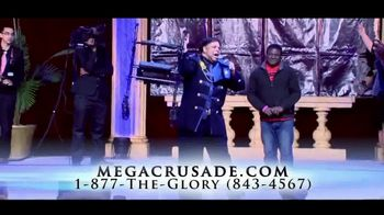 Joshua Media Ministries International TV Spot, '2018 Mega Miracle Crusade' - Thumbnail 5