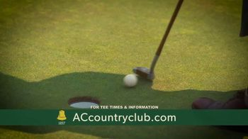 Atlantic City Country Club TV Spot, 'Golfing' - Thumbnail 10
