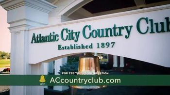 Atlantic City Country Club TV Spot, 'Golfing' - Thumbnail 2