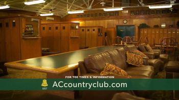 Atlantic City Country Club TV Spot, 'Golfing' - Thumbnail 4