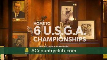 Atlantic City Country Club TV Spot, 'Golfing' - Thumbnail 5