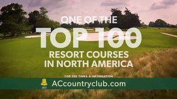 Atlantic City Country Club TV Spot, 'Golfing' - Thumbnail 7